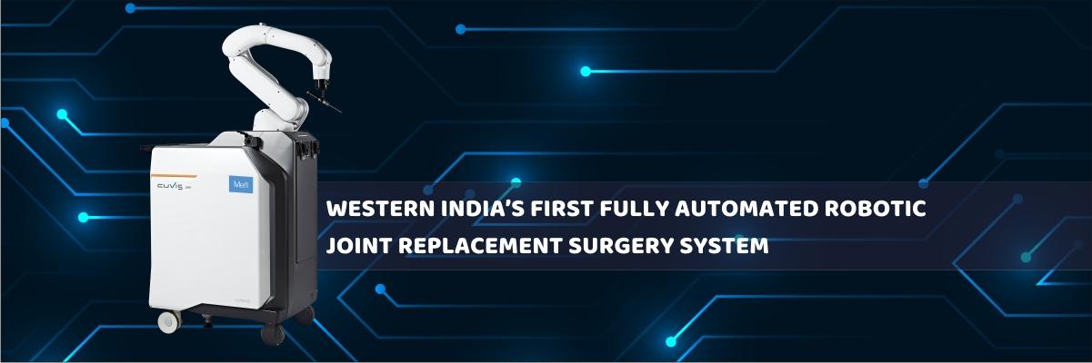 Robotic Knee Replacement