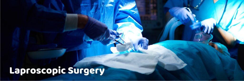 General laproscopic surgery saishree hospital aundh